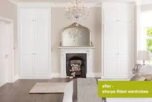 Fireplace Storage Inspiration / Get cosy with these ideas