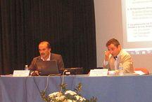 """2013-Conferencia """"El Patrimonio documental de Tocina y Los Rosales"""". / Conferenciante: D. José María Carmona Domínguez."""