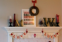 Valentine's Day Decorations / by Angie McKnight
