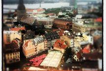 Riga / Best of Riga on Pinterest