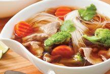 soupe ( boeuf à fondue )