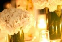 Table arrangements / by DeAnne Larry