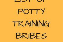 pottie training