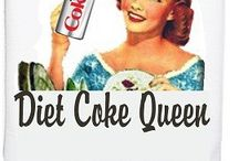 Diet Coke-aholic / by Deahva Mosquera