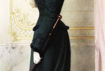 victorian portraits painting