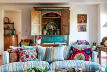 Bohemian Style / by Taylor Greenwalt Interiors