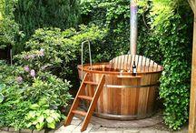 Ayak Hot tubs en sauna's