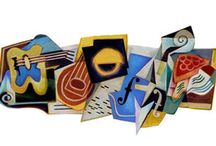 Google doodles / by The Guardian