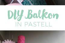 Balcony & Garden ideas