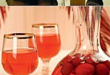 Вино, наливки, ликеры, коньяк