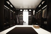 гардеробные / На этой странице фото гардеробных помещений интерьеров. Подсобные кухни постирочные и тд.