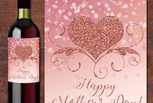 Mother's Day / Gifts, cards, invites and everything under the sun for mom!