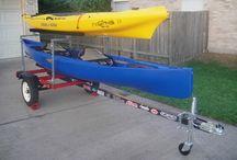 Kayak Trailers