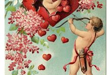 Old Valentines / Vintage Valentine Pictures and Postcards