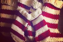 Christmas Knits / Knitting patterns for Christmas / by Brittany Stevens