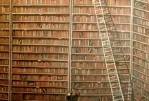 Books, books, and more books! / by Beverly Long