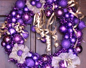 Purple Christmas / by Cathi Horne