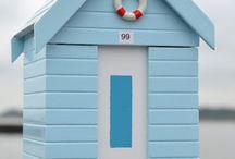 My little seaside cloakroom