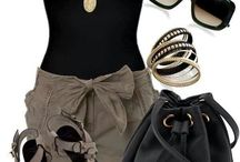 outfit ideas / by Melissa Church