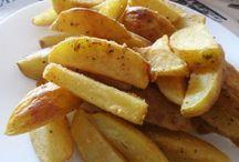 Cocina / Patatas condimentadas