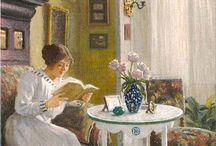 Žena a kniha