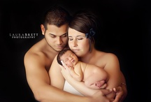 Parents / Parent and baby pose ideas  / by Katy Brunkard