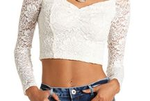 CR Top It Off / by Charlotte Russe