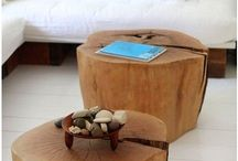 Trunk coffee tables