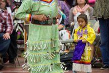 Powwow attire