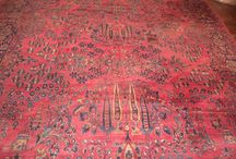Antique Rugs / Handwoven rugs from the past, still beautiful in the present!