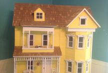 My dollhouse world