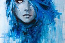 Painting. Malerier .