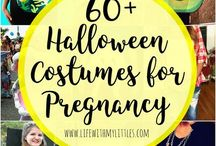 pregnancy  Halloween costumes