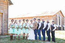 Wedding Style: Rustic / From decorations to centerpeices, Here are some ideas for a perfect rustic wedding.