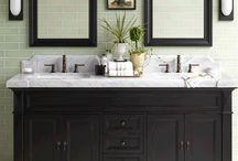 bathroom remodel / by Kathy Kimball