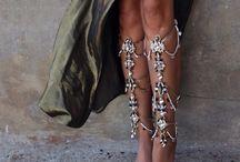 šperky na mohy