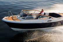 Boats / Nice design of motorboats and yachts. In terms of functional & visual concept.