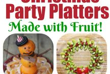 Holiday Fun / Activity and snack ideas for Hanukkah & Christmas