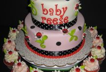 Lady Bug Baby Shower / by Camille Barnes