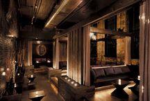 loft дизайны для кальянной