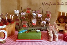 Bear Hunt party / by That Cute Little Cake