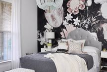 Glam Decor / Find inspiration for glam decor from some amazing interiors and DIY bloggers