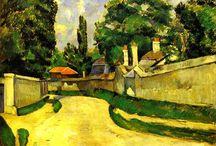 Impressionist era & famous artists
