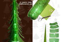 Karácsony / Christmas ideas / Dekor és egyéb ötletek adventre, karácsonyra