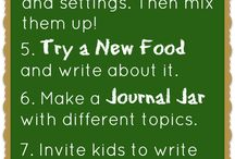 Improve Kids' Writing Skills / Help your child be a better writer.