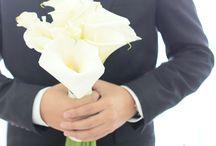 Amarante || Bridal Bouquet