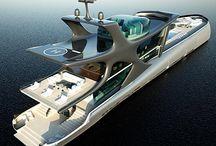 Water vehicle design