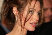 Angelina's hair