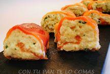 comidas / by Melisa Costa