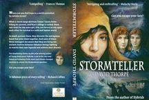 Stormteller! / Illustrations about my YA/crossover novel Stormteller. See more at http://www.cambriabooks.co.uk/portfolio/stormteller-david-thorpe/